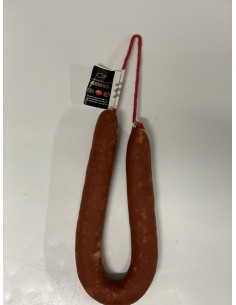 Chorizo Cular extra (1 - 1,2 Kg.)